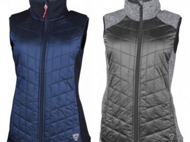 Dámska outdoorovo-športová vesta High Colorado Sydney Women´s Padded Vest
