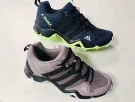 Dámska alebo juniorská trekingová obuv ADIDAS Terrex AX2R K new colors 2020