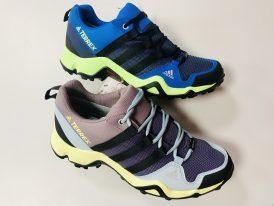 Dámska alebo juniorská obuv Adidas TERREX AX2R RAIN.RDY new colors 2020