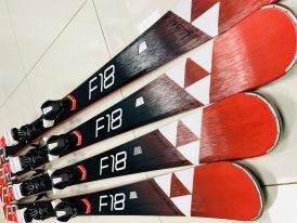 AKCIA: Lyže s viazaním FISCHER PROGRESSOR F18 Allride