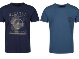 Pánske tričko Regatta Cline IV RMT206