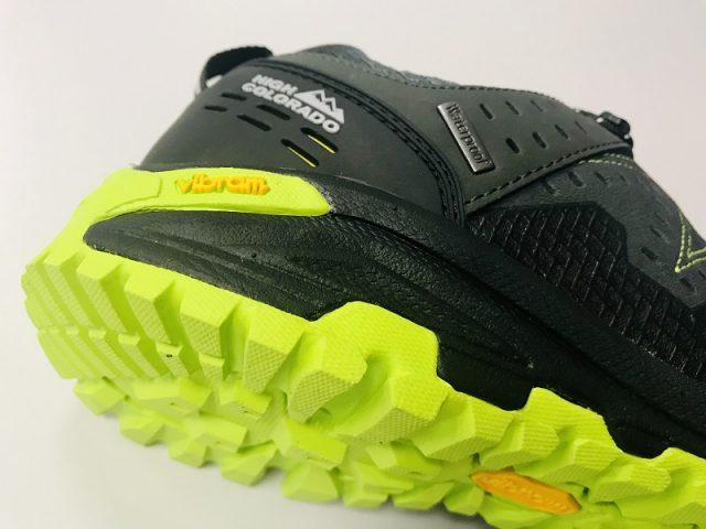 AKCIA: Nízka turistická obuv High Colorado Peak Low VIBRAM XS Trek 2020