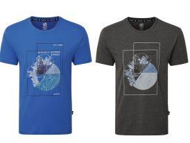 Dare2b Výpredaj: Pánske bavlnené tričko Dare2b Stringent Tee DMT521