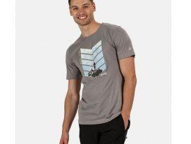 Pánske bavlnené tričko Regatta Breezed RMT214