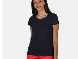 Dámske bavlnené tričko Regatta Carlie RWT198