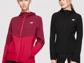AKCIA: Extra ľahká strečová športová dámska bunda 4F Ultra Light