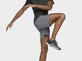 Pánske športové šortky 4F Cool and Dry 4 way Stretch Ultra Light