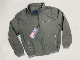 Pánska športovo-elegantná bunda City Classic New-Fab khaki man´s Jacket