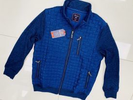 Pánska bunda / mikina New Antracid Indigo Jacket