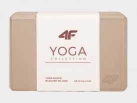Športový blok na cvičenie 4F Yoga Block Sun Fullness