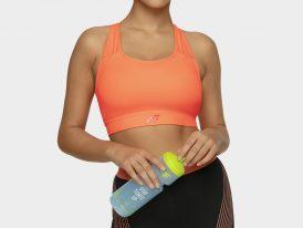Športová fľaša 4F Water Bottle 750ml Bio-Eco I´m green