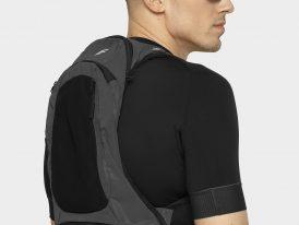 Ľahký športový batoh Reflective Cycling 15 litrov