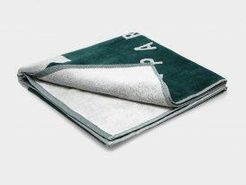 Veľký športový uterák /osuška 4F Unisex Towel rozmery 70 cm x 140 cm