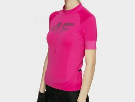 Cyklistické dámske tričko 4F Cycling Racing Team Dres