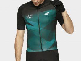 Pánske cyklistické tričko 4F Dry and Cool Racing Team