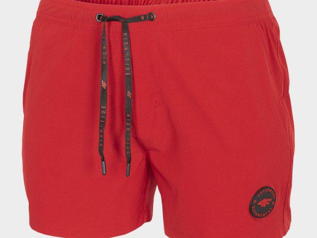 Pánske plážové šortky 4F Sporty Stretch Men