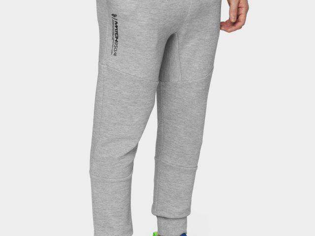 Pánske teplákové nohavice 4F Match950 Men grey