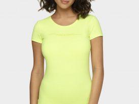 Dámske bavlnené tričko 4F Sportstyle Slim Pure Energy
