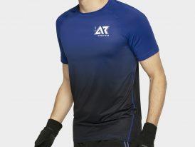 AKCIA: Ultraľahké bežecké tričko 4F Dry and Cool Reflective Men