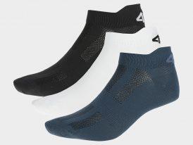 AKCIA: Športové členkové ponožky 4F Training Pro Socks 3 páry