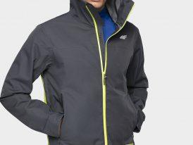 AKCIA: Pánska športovo-trekingová bunda 4F NeoDry 20.000 membrane 3-layer