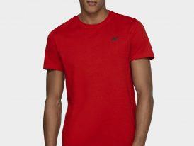 Pánske tričko s krátkym rukávom 4F Cotton Classic Men