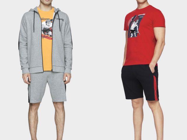 Pánske teplákové šortky 4F Sportstyle summer 2020