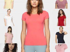 Dámske tričko 4F Sportstyle Classic Lady