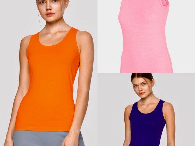 Dámske športové tielko 4F Sportstyle Lady new colors Summer 2020
