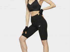 Dámske elastické šortky 4F Functional Dry and Cool Lady