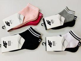 ALCIA: Dámske športové ponožky 4F Sportstyle Lady 2x