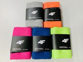 Športový uterák 4F Microfibre Towel 80 x 130 cm