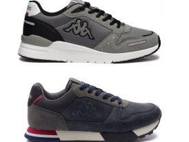 Pánska športovo-vychádzková obuv Kappa Logo Agora