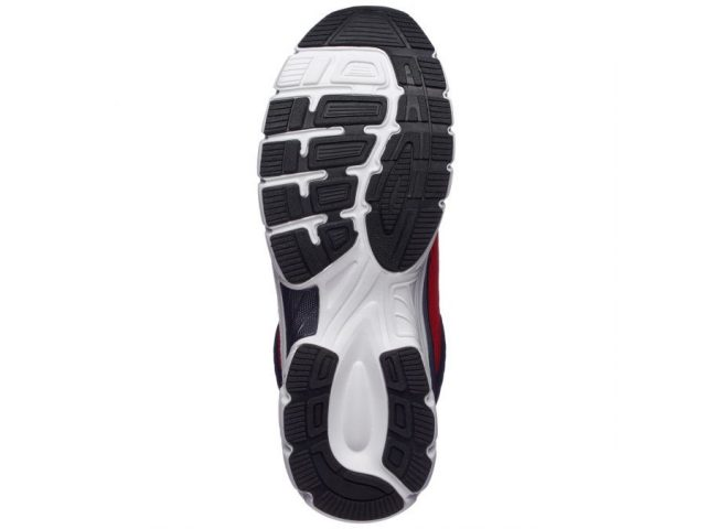 Pánska športová obuv Kappa Logo Visp red-blue navy