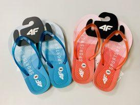 Dámske letné žabky 4F DualDensity Sport Flip-flop Summer 2020