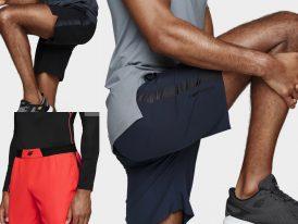 AKCIA Výpredaj: Pánske tréningové šortky 4F Active Sport Dry and Cool