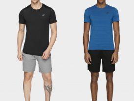 Pánske športové tréningové šortky 4F Dry and Cool