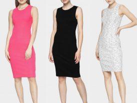 Dámske športové šaty 4F Sundress Light Comfy Summer 2020