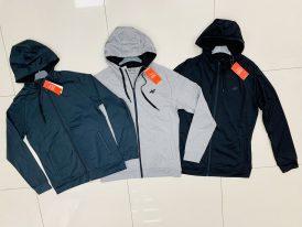 Pánske tréningové bundy / mikiny 4F Warm Stretch Sport Jacket