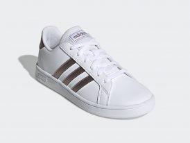 Dámska športovo-vychádzková obuv ADIDAS Grand Court Jeseň/Zima 2020/21