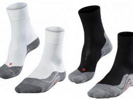 AKCIA: Bežecké športové ponožky FALKE Running Ergonomic RU3 / RU4 Cushion