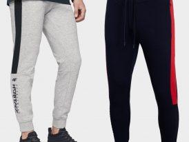 AKCIA Výpredaj: 4F Heritage Sportswear pánske športové tepláky