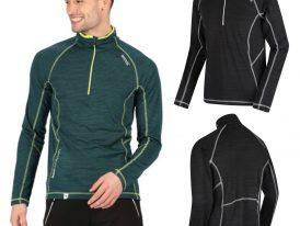 Pánske fleecové tričko Regatta Yonder RMT172