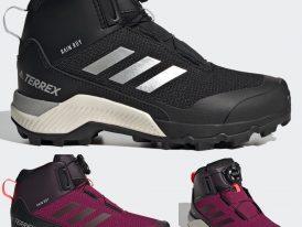 Zimná turistická obuv ADIDAS TERREX Winter Mid Boa® Climawarm Zima 2020/21