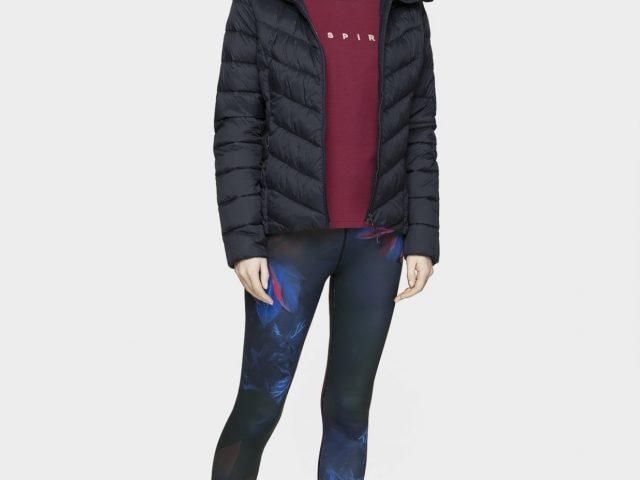 Dámske bundy 4F Synthetic Down Padded Jacket ZIMA 2020/21