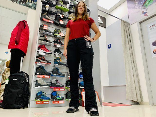 AKCIA Dare2b:  Dámske nohavice Dare2b Appended Ilus Hybrid Pants
