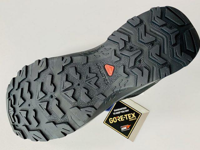AKCIA nová kolekcia: Pánska športovo-trekingová obuv SALOMON Warra Gore-tex ®