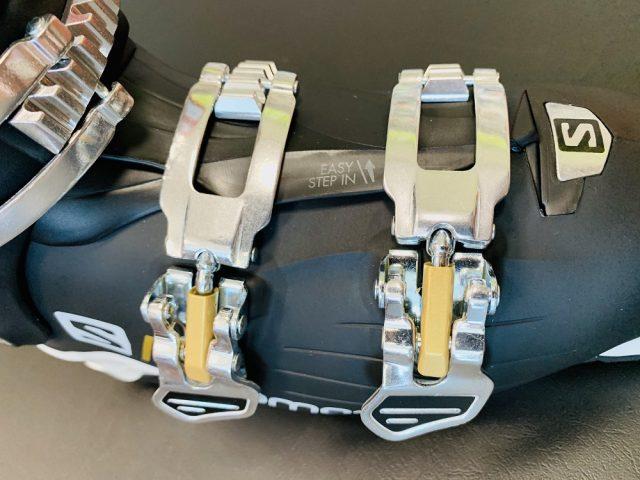 AKCIA nová kolekcia: dámske lyžiarky SALOMON X ACCESS R70 W Wide ZIMA 2020/21