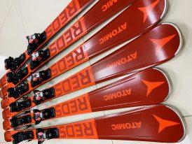 AKCIA: Race lyže s viazaním ATOMIC E Redster RTi red ZIMA 2020/21
