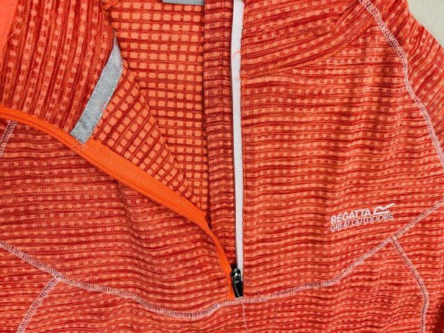 AKCIA nová kolekcia: Dámske termotričko Regatta Yonder Half Zip Top ZIMA 2020/21